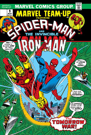 Marvel Team-Up Vol 1 9