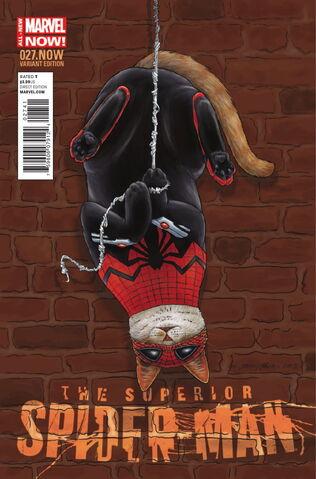 File:Superior Spider-Man Vol 1 27.NOW Animal Variant.jpg