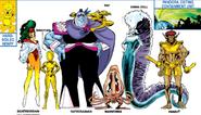 Technet (Multiverse) from X-Men Phoenix Force Handbook Vol 1 1 001