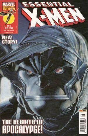 Essential X-Men Vol 1 166