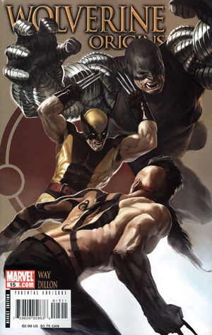 Wolverine Origins Vol 1 15