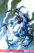 X-Men Forever Vol 2 3 Textless
