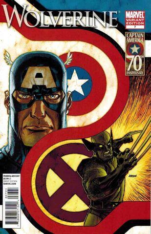 File:Wolverine Vol 4 7 Captain America 70th Anniversary Variant.jpg