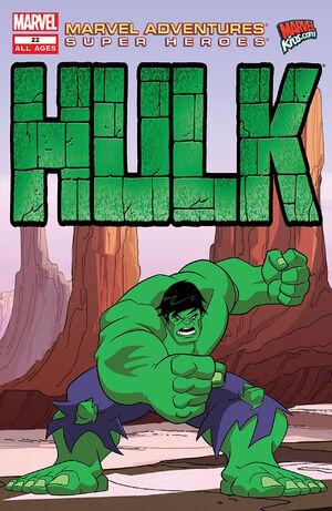 Marvel Adventures Super Heroes Vol 2 22