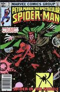 Peter Parker, The Spectacular Spider-Man Vol 1 73