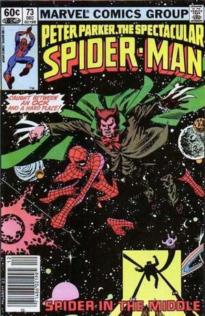 Peter Parker, The Spectacular Spider-Man Vol 1 73