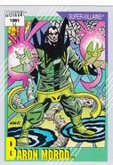 Karl Mordo (Earth-616) from Marvel Universe Cards Series II 0001