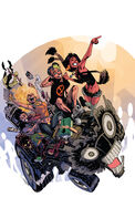New Mutants Vol 3 33 Textless