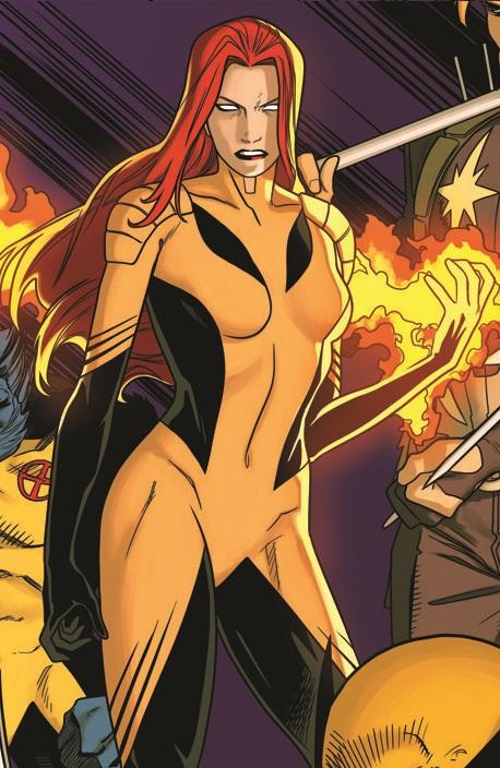 Rachel Summers Earth 24201 Marvel Database Fandom