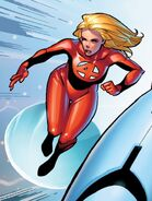 Susan Storm (Earth-616) from Fantastic Four Vol 5 1 001