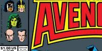 Avengers Vol 1 291