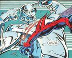 Corporate Headhunter (Cullen) (Earth-928) Spider-Man 2099 Vol 1 27 001