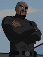 Nick Fury USM
