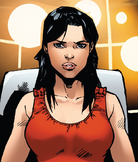 Sally Floyd (Earth-616) from Captain America Steve Rogers Vol 1 17 001