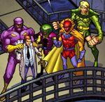Serpent Society (Earth-20051) Marvel Adventures Spider-Man Vol 1 44