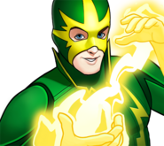 Maxwell Dillon (Earth-TRN562) from Marvel Avengers Academy 002