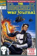 Punisher War Journal Vol 1 32