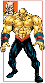 Robert Frank Jr. (Earth-616) from Captain America- America's Avenger Vol 1 1
