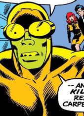 Snakar (Earth-616) from Incredible Hulk Vol 1 178 0001