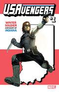 U.S.Avengers Vol 1 1 Indiana Variant