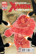 Wolverine and the X-Men Alpha & Omega Vol 1 3