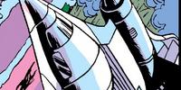 X-Men Stratojet
