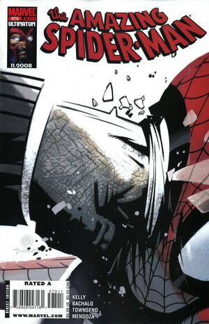 Amazing Spider-Man Vol 1 575