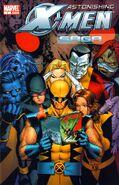 Astonishing X-Men Saga Vol 1 1