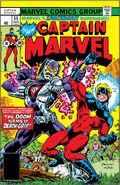 Captain Marvel Vol 1 55