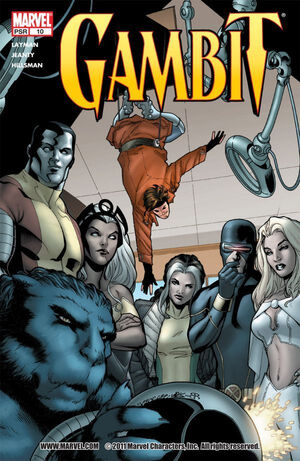 Gambit Vol 4 10