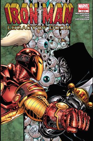 Iron Man Legacy of Doom Vol 1 4