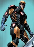 Anthony Stark (Earth-616) from Iron Man Fatal Frontier Infinite Comic Vol 1 10 009