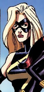 Carol Danvers (Earth-982) Spider-Girl Vol 1 60