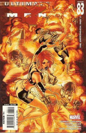 Ultimate X-Men Vol 1 83