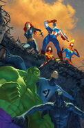 Avengers Vol 5 38 Original Textless