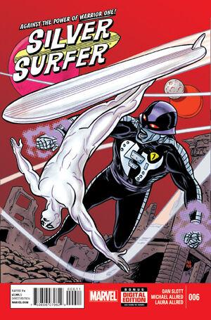 Silver Surfer Vol 7 6