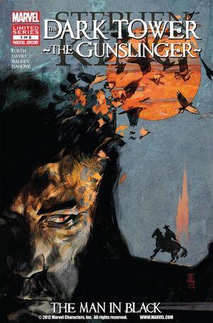 Dark Tower The Gunslinger - The Man in Black Vol 1 1