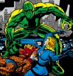 Monster Android (Earth-616) from Fantastic Four Vol 1 70 001