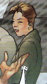 Mrs. Lynch (Earth-1610) Ultimate Fantastic Four Vol 1 42