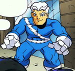 Pietro Maximoff (Earth-11911) from Super Hero Squad Spectacular Vol 1 1