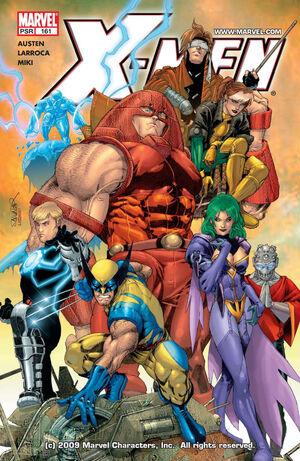 X-Men Vol 2 161