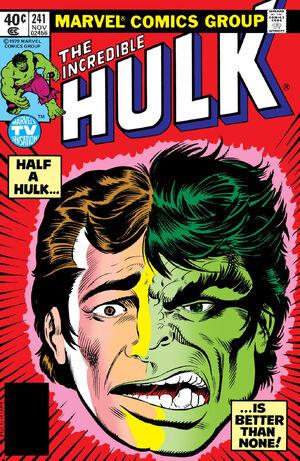 Incredible Hulk Vol 1 241