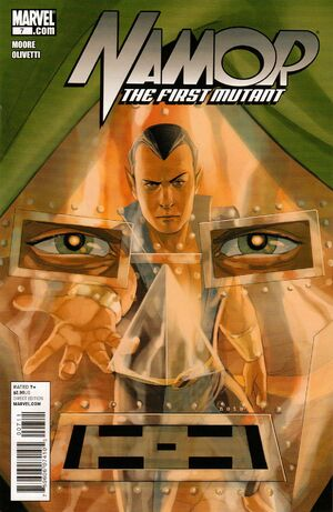 Namor The First Mutant Vol 1 7