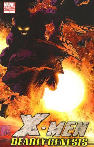 File:X-Men Deadly Genesis Vol 1 1 Variant Quesada.jpg