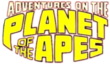 Adventures on the Planet of the Apes (1974) logo