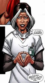 Alison Mongrain (Earth-91101) from Spider-Man The Clone Saga Vol 1 5 0001