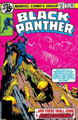 Black Panther Vol 1 13