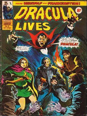 Dracula Lives (UK) Vol 1 5