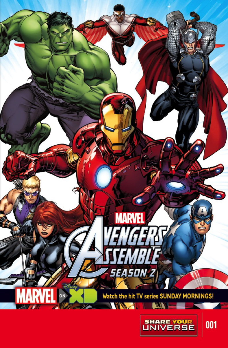 Avengers Assemble HINDI Season 2 Episodes [HD] – Toon