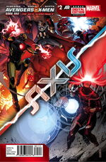 Avengers & X-Men AXIS Vol 1 2